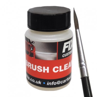 Pro Brush & Cleaner