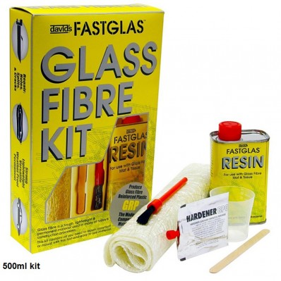 FASTGLAS: Glass Fibre Kits 500ml