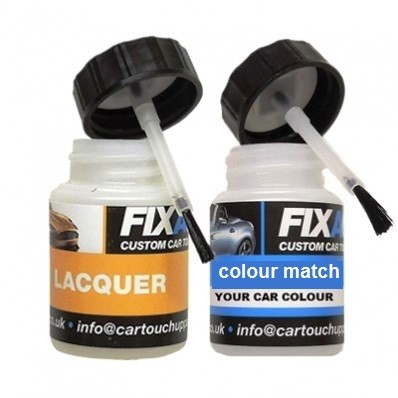 MG ROVER Touch Up Paint & Lacquer (20ml) Kit 2